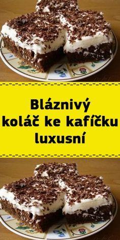 Sweet Desserts, Sweet Recipes, Baking Recipes, Cake Recipes, Banana Plants, Challah, Cake Cookies, No Bake Cake, Cheesecake