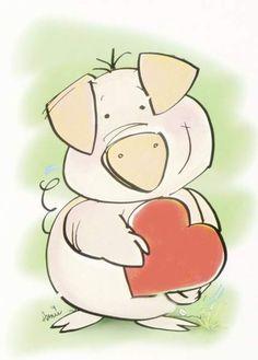 <3 Pig Heart