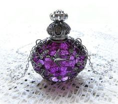 Perfume bottle by jaime