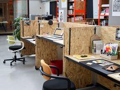 Ge»Hack«t: Officemöbel für Start-ups von Konstantin Grcic