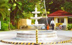 Gate 3 fountain