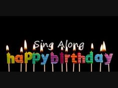 Magical Animated Happy Birthday Song 2 - YouTube