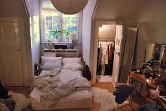 Home Decor Habitacion .Home Decor Habitacion Appartement Design, My Ideal Home, Aesthetic Room Decor, Cozy Room, Dream Rooms, Dream Bedroom, Dream Teen Bedrooms, Teen Rooms, Small Bedrooms