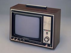 As Sony's TV Business Crumbles, a Look Back at Its Most Iconic Sets | Released in Japan in 1968, the KV-1310 was the first of Sony's venerable line of Trinitron color TVs.  Sony  | WIRED.com