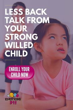 Wish your kids had greater emotional awareness and fewer tantrums? This course teaches your child how to name emotions and express them - meaning fewer meltdowns and better social skills. Perfect for the strong willed or difficult child. Parenting Teens, Parenting Quotes, Kids And Parenting, Parenting Hacks, Dealing With Frustration, Coping Skills Activities, Family Activities, Difficult Children, Chore Chart Kids