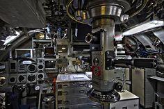 USS Dolphin Submarine (inside) | Marine Museum, San Diego. U… | Flickr