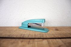 Vintage Stapler // Vintage Swingline Stapler // Red Swingline Stapler // Mid Century Office Decor on Etsy, $22.00