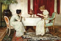 Francis Sydney Muschamp (British, 1851-1929)