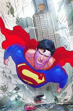 SUPERMAN by Renato Guedes & José Wilson Magalhaés