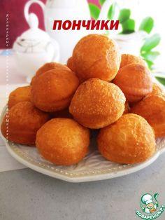 Очень вкусные пончики - кулинарный рецепт