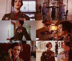 "Sydney's Russian Officer Alias Season 2 Episode ""Dead Drop"" Photo Credit: picspammy: CHALLENGE 21"