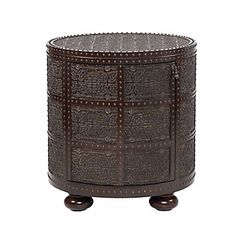 Zanzibar End Table | End Tables | Occasional Tables | Living Room |