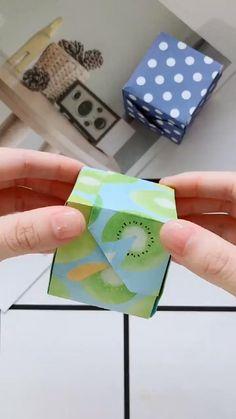Diy Crafts Hacks, Diy Crafts For Gifts, Diy Crafts Videos, Creative Crafts, Card Crafts, Diys, Cool Paper Crafts, Paper Crafts Origami, Make Paper