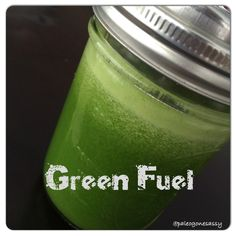 Green Fuel by Paleo Gone Sassy