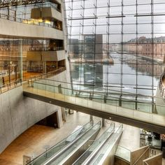 The Royal Library Copenhagen: Architectural Digest