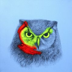 Wild presence by Louise McNaught