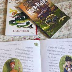 Harry Potter de novo!!! Por que hoje é Halloween \olololo/ Feliz dia das Bruxas pro cês 😄😛👿👾🃏 ____  #halloween #bruxas #good #happyhalloween #book #harrypotter #Word #day #literatura #leiamais #bookstagram #bookaday #bookworm #amoler #amolivros #bookaholic #livro #love #stories #picoftheday #photography #bomdia #goodmorning