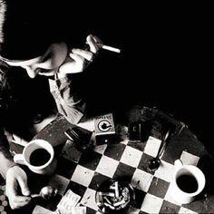 - coffee & cigarettes -