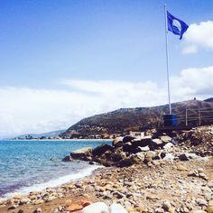 Castel di Tusa spiaggia bandiera blu 2015 #sicilia #messina #siciliabedda  #summer #holiday #sicily @ilovesicilies @travelsicilia @siciliain @sicilyholiday @guidesicily @listentosicily