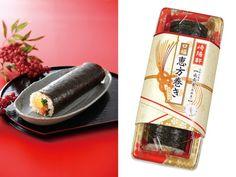 口福恵方巻き Japanese Food Sushi, Junk Food