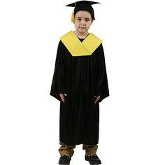 Disfraz de Licenciado: incluye una toga #disfraces #infantil #carnaval