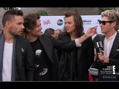 One Direction We are not Breaking up 2015 Billboard Red carpet full interview One Direction Fandom, One Direction Interviews, One Direction Videos, Breakup Songs, Five Guys, The Other Guys, Most Beautiful People, Looking For Someone, Day Of My Life