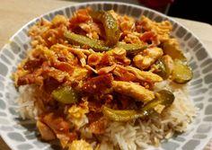 Shrimp, Bacon, Foods, Meat, Food Food, Pork Belly