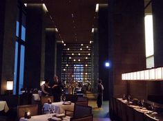 Beyond a place to dine, The Restaurant By Aman Tokyo is a destination - Japan Today