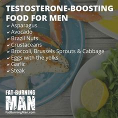 Testosterone-Boosting Foods for Men, Over 40, burn fat, lose weight, how to, easy, bone broth, recipe, fat-burning, fat-burning man, abel james, collagen, anti-aging, age reversing food, nourish, heal your gut, healing, routine, cooking, crockpot, minerals, somatopause, menopause, over the hill, extra fat, body fat, growth hormone, estrogen, testosterone, boost, foods #animals #vitaminB #vitaminA #vitaminC #vitamins #animals