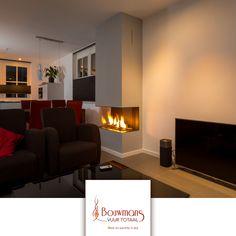 In een nieuwbouwwoning in de Helmondse wijk Brandevoort plaatsten we de Bellfires View Bell Small 3.