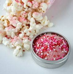 Valentine's Day Popcorn Spices