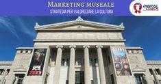 Marketing Museale: come promuovere efficacemente musei e iniziative culturali online e offline. Impara tutto sulla pianificazione strategica della cultura!