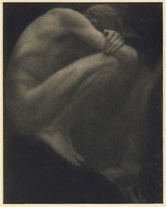 Nude - The Pool   Seeley, George, b.1880-1955  Camera Work XXIX, 1910