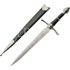 Sleek Medieval Dagger