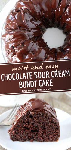 Best Chocolate Cake, Homemade Chocolate, Chocolate Recipes, Chocolate Glaze, Chocolate Frosting For Cake, Easy Chocolate Cake Recipe, Chocolate Drizzle Cake, Chocolate Biscuit Cake, Homemade Cake Recipes