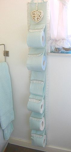 DIY Fabric Toilet Paper Holder | DIY Sewing :: Make It U0026 Love It |  Pinterest | Space Saver, Toilet Paper Holders And Toilet Paper