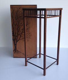 Cascade bonsai table