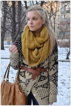 Art Symphony: Cold weather chic