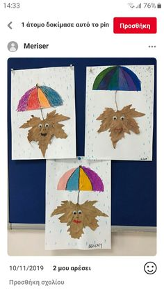 You are in the right place about Kids Clothing sport Here we offer you the most beautiful pictures a Autumn Activities For Kids, Fall Crafts For Kids, Art For Kids, Kids Crafts, Kindergarten Crafts, Preschool Crafts, Mushroom Crafts, Kids Fashion Blog, Owl Crafts