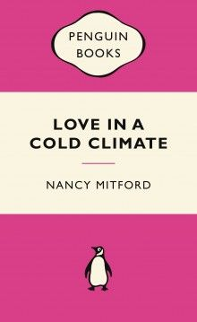 Love in a Cold Climate: Pink Popular Penguins