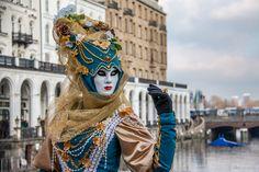 Venezianischer Maskenzauber Hamburg am 31.01. und 01.02.2015