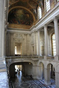 31 ✅ things to do in Palace Of Versailles ✈️ with day trips from Palace Of Versailles. Find the best things to do, eat, see and ⭐ to visit in Palace Of Versailles. Chateau Versailles, Palace Of Versailles, Classical Architecture, Architecture Details, Palaces, Louis Xiv, Grand Parc, French Interior, Interior Design