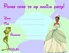 Everything You Need And To Know For The Perfect Princess Frog Party