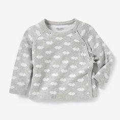 """Brassière motifs """"nuage"""" 0 mois-3 ans R baby"""