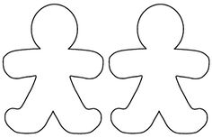 Image result for gingerbread template