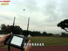 AI-Rider drone from China