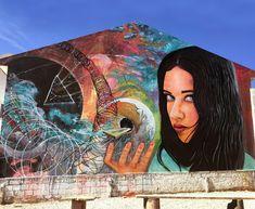 RAM and Nomen street art