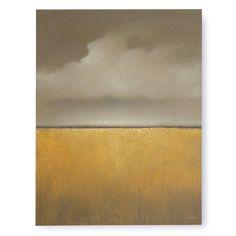 Original Art large painting 30 X 40 Field of Dreams by FoxStudios