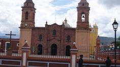 Iglesia, Huajapam de Leon, Oaxaca