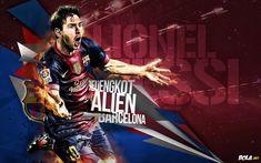 Lionel Messi Barcelona Wallpaper HD 2013 – 2014